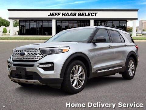 2020 Ford Explorer for sale at JEFF HAAS MAZDA in Houston TX