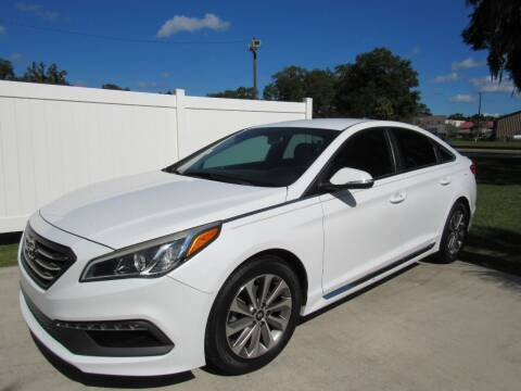 2015 Hyundai Sonata for sale at D & R Auto Brokers in Ridgeland SC