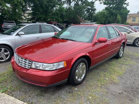 1998 Cadillac Seville for sale at Charles and Son Auto Sales in Totowa NJ