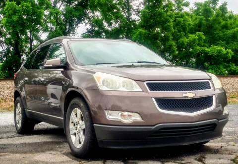 2009 Chevrolet Traverse for sale at Abingdon Auto Specialist Inc. in Abingdon VA