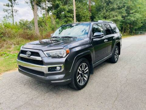 2016 Toyota 4Runner for sale at Speed Auto Mall in Greensboro NC