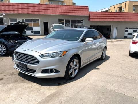 2016 Ford Fusion for sale at ELITE MOTOR CARS OF MIAMI in Miami FL