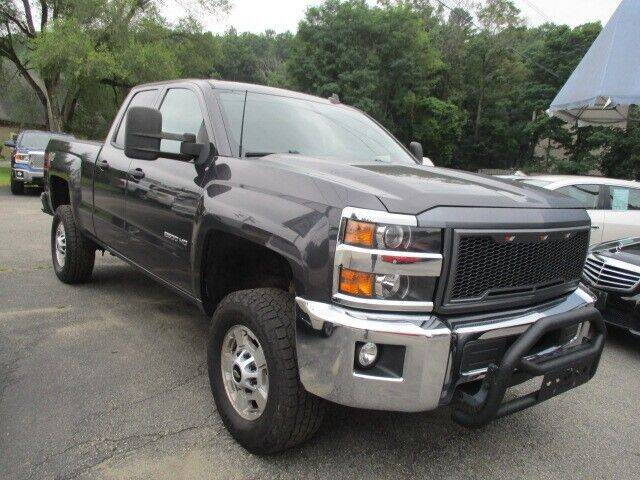 2015 Chevrolet Silverado 2500HD for sale at Mill Street Motors in Worcester MA