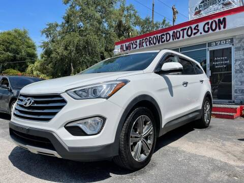 2015 Hyundai Santa Fe for sale at Always Approved Autos in Tampa FL