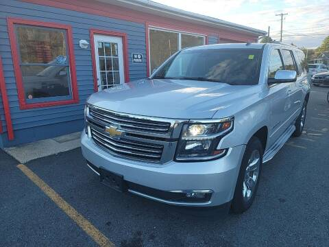 2015 Chevrolet Suburban for sale at Top Quality Auto Sales in Westport MA