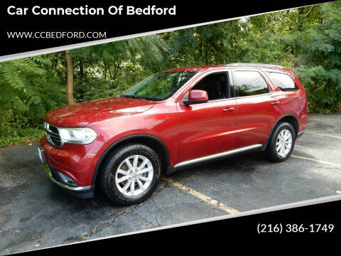 2014 Dodge Durango for sale at Car Connection of Bedford in Bedford OH