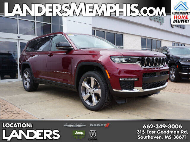 2021 Jeep Grand Cherokee L for sale in Southaven, MS