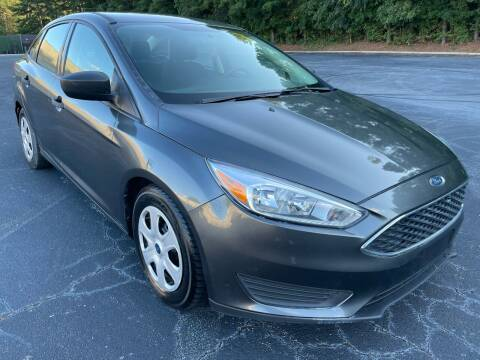 2018 Ford Focus for sale at Legacy Motor Sales in Norcross GA