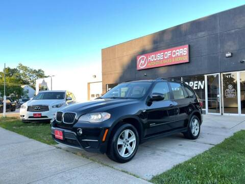 2012 BMW X5 for sale at HOUSE OF CARS CT in Meriden CT