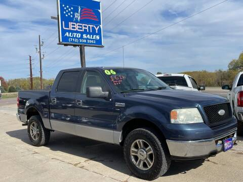 2006 Ford F-150 for sale at Liberty Auto Sales in Merrill IA