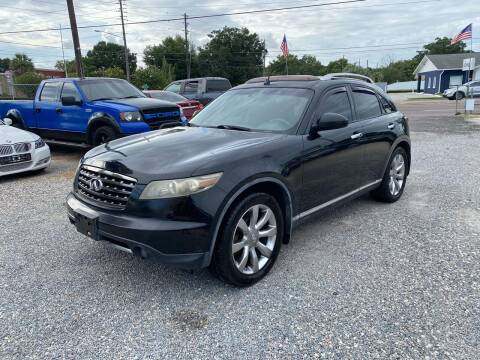 2007 Infiniti FX35 for sale at Velocity Autos in Winter Park FL