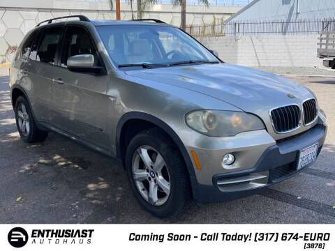 2008 BMW X5 for sale at Enthusiast Autohaus in Sheridan IN