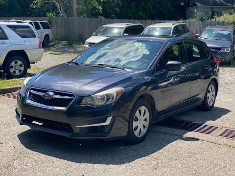 2015 Subaru Impreza for sale at AMA Auto Sales LLC in Ringwood NJ