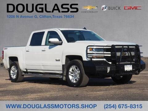 2018 Chevrolet Silverado 1500 for sale at Douglass Automotive Group in Central Texas TX