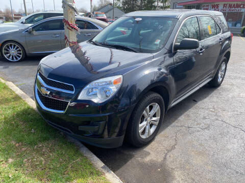 2015 Chevrolet Equinox for sale at Right Place Auto Sales in Indianapolis IN