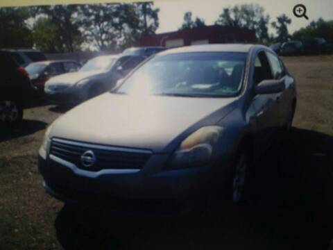 2007 Nissan Altima for sale at Brick City Affordable Cars in Newark NJ