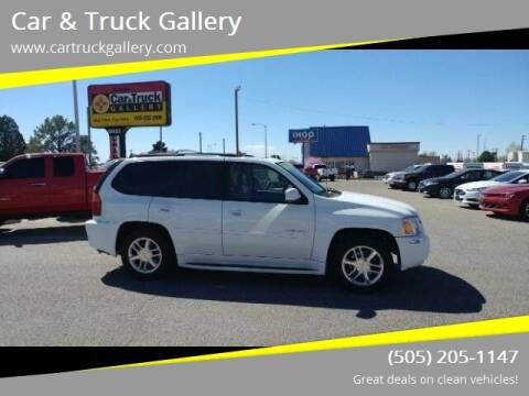 2006 GMC Envoy for sale at Car & Truck Gallery in Albuquerque NM