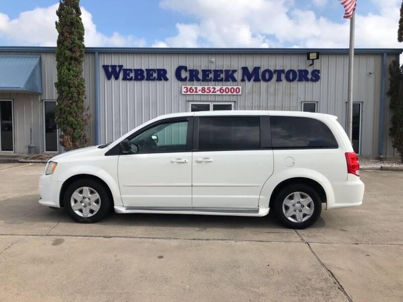 2012 Dodge Grand Caravan for sale at Weber Creek Motors in Corpus Christi TX