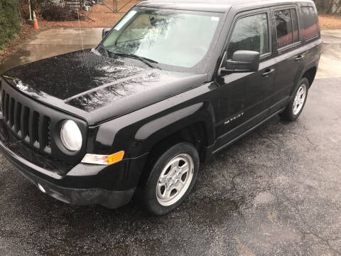 2016 Jeep Patriot for sale at Certified Motors LLC in Mableton GA