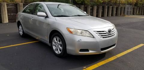 2007 Toyota Camry for sale at U.S. Auto Group in Chicago IL