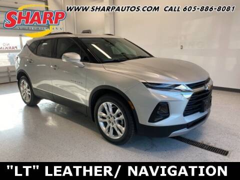 2021 Chevrolet Blazer for sale at Sharp Automotive in Watertown SD