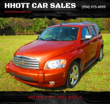 2006 Chevrolet HHR for sale at HHOTT CAR SALES in Deerfield Beach FL