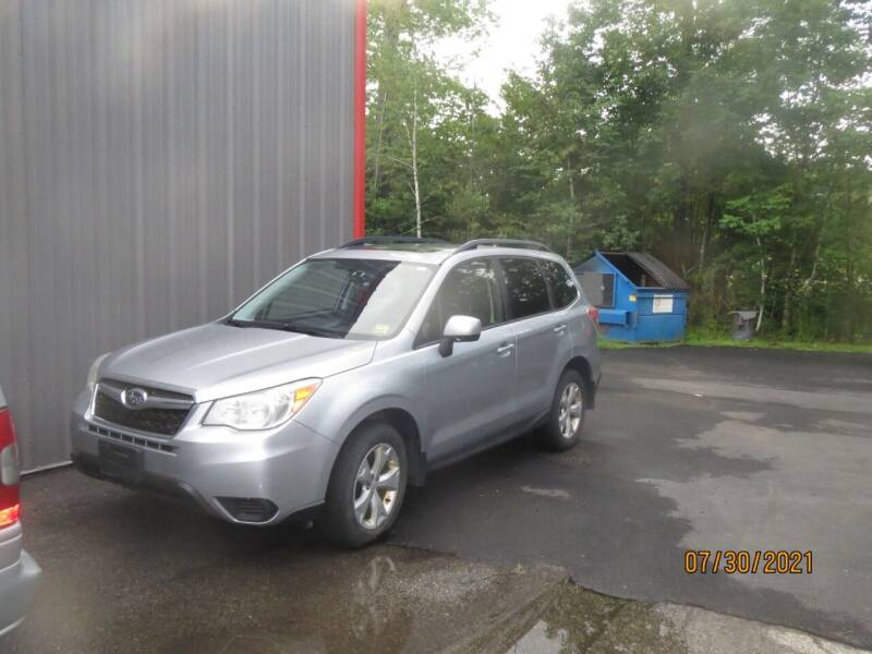 2014 Subaru Forester for sale at D & F Classics in Eliot ME