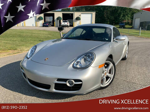 2007 Porsche Cayman for sale at Driving Xcellence in Jeffersonville IN