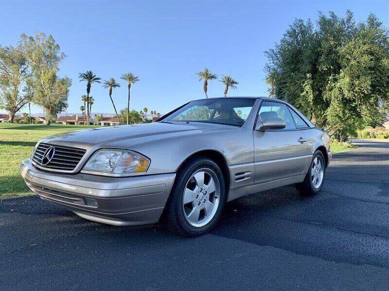 2000 Mercedes-Benz SL-Class for sale in Palm Springs, CA