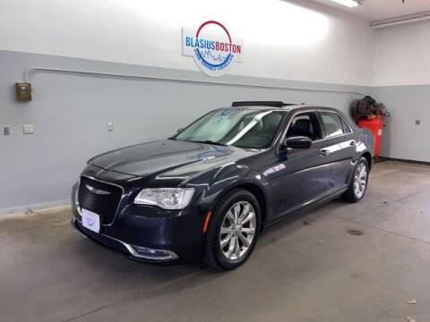 2016 Chrysler 300 for sale at WCG Enterprises in Holliston MA