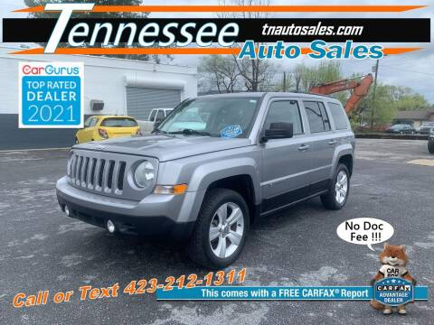 2015 Jeep Patriot for sale at Tennessee Auto Sales in Elizabethton TN