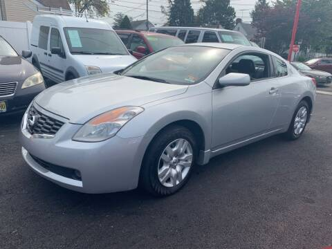2009 Nissan Altima for sale at Park Avenue Auto Lot Inc in Linden NJ