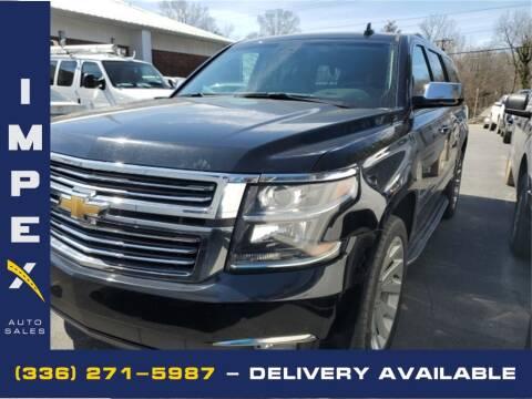 2018 Chevrolet Suburban for sale at Impex Auto Sales in Greensboro NC