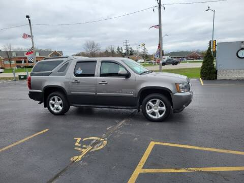 2007 Chevrolet Avalanche for sale at SINDIC MOTORCARS INC in Muskego WI