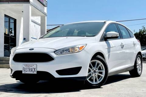 2017 Ford Focus for sale at Fastrack Auto Inc in Rosemead CA