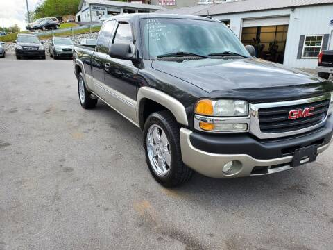 2003 GMC Sierra 1500 for sale at DISCOUNT AUTO SALES in Johnson City TN