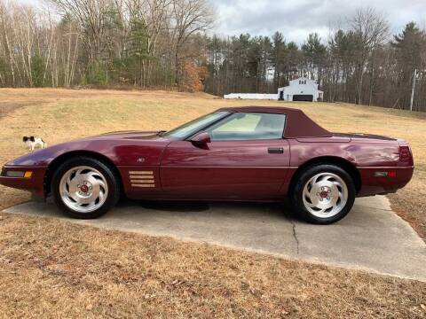 1993 Chevrolet Corvette for sale at Cella  Motors LLC in Auburn NH