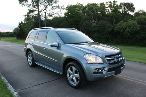 2010 Mercedes-Benz GL-Class for sale at Clear Lake Auto World in League City TX