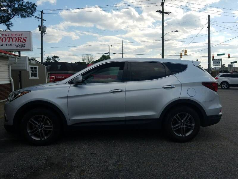 2017 Hyundai Santa Fe Sport for sale at Rocky Mount Motors in Battleboro NC