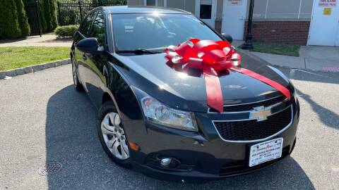 2013 Chevrolet Cruze for sale at Speedway Motors in Paterson NJ