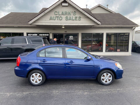 2009 Hyundai Accent for sale at Clarks Auto Sales in Middletown OH