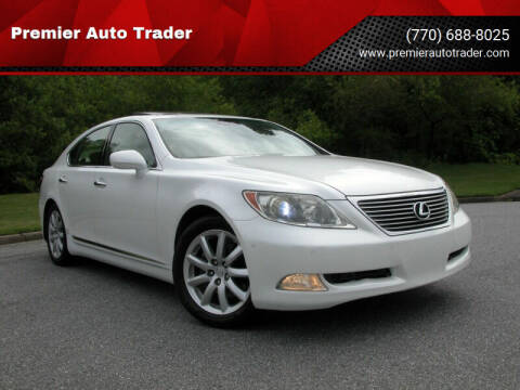 2007 Lexus LS 460 for sale at Premier Auto Trader in Alpharetta GA