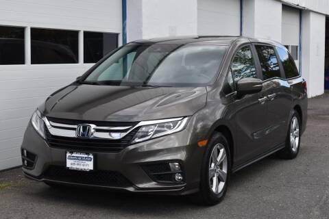 2018 Honda Odyssey for sale at IdealCarsUSA.com in East Windsor NJ