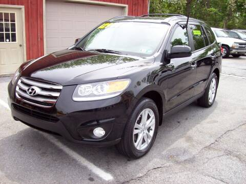 2012 Hyundai Santa Fe for sale at Clift Auto Sales in Annville PA