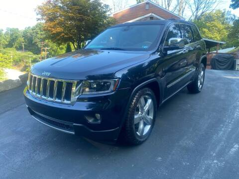 2011 Jeep Grand Cherokee for sale at MG Auto Sales in Pittsburgh PA