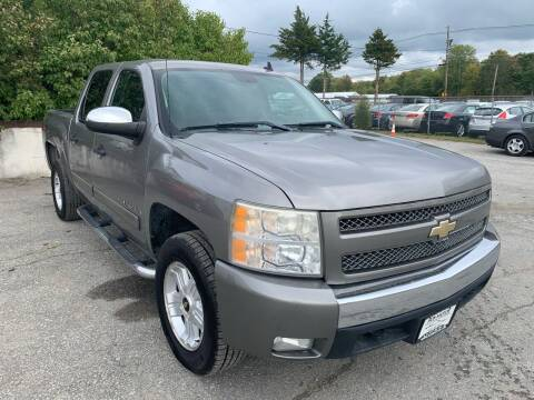 2008 Chevrolet Silverado 1500 for sale at Ron Motor Inc. in Wantage NJ