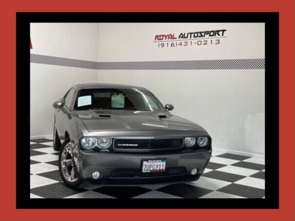 2012 Dodge Challenger for sale at Royal AutoSport in Sacramento CA