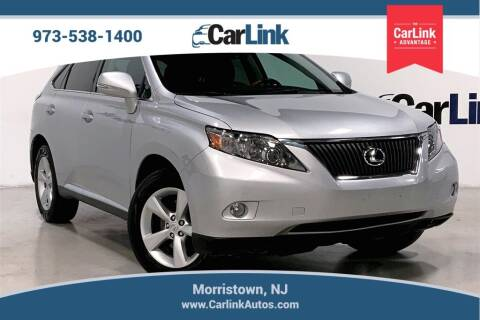 2011 Lexus RX 350 for sale at CarLink in Morristown NJ