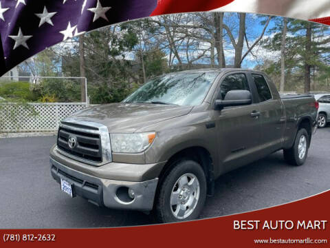 2013 Toyota Tundra for sale at Best Auto Mart in Weymouth MA