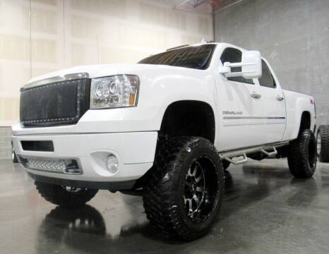 2013 GMC Sierra 2500HD for sale at Platinum Motors in Portland OR